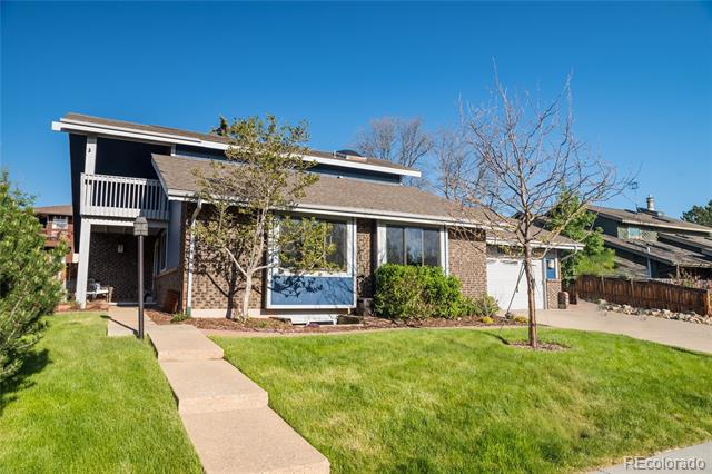 Photo of home for sale at 523 Aztec Drive, Boulder CO