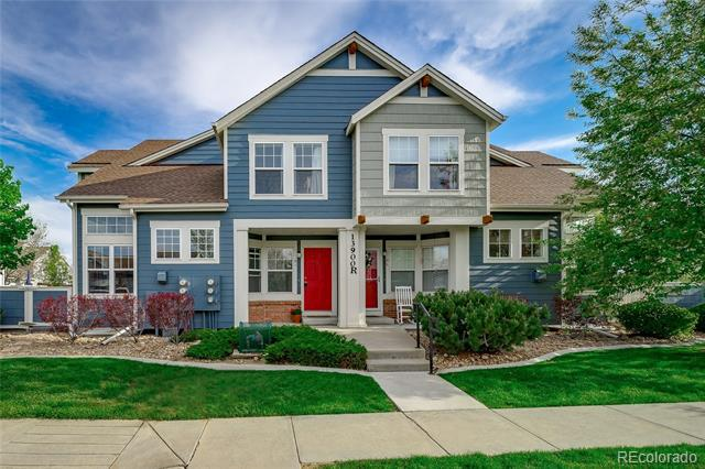 Photo of home for sale at 13900 Lake Song Lane, Broomfield CO
