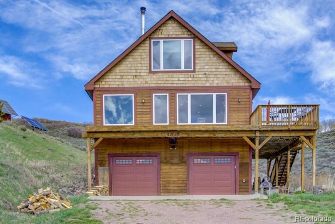 Photo of home for sale at 31570 Shoshone Way, Oak Creek CO