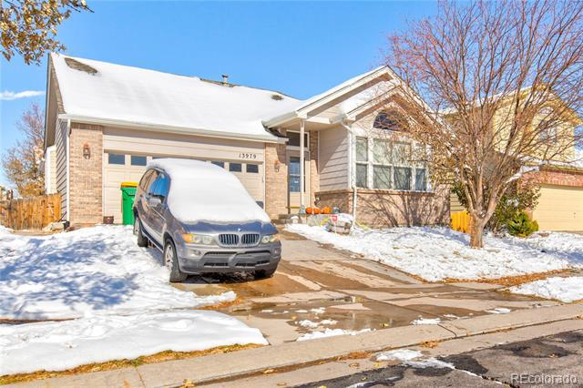 Photo of home for sale at 13979 106th Avenue E, Commerce City CO