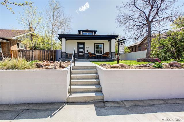 Photo of home for sale at 4254 Green Court, Denver CO