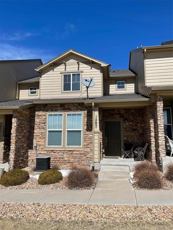 Photo of home for sale at 1287 Walters Point, Monument CO
