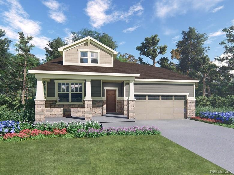 Photo of home for sale at 9303 Sedalia Street, Commerce City CO