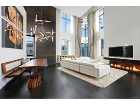 Property for sale at 1610 Little Raven Street PH6, Denver,  Colorado 80202