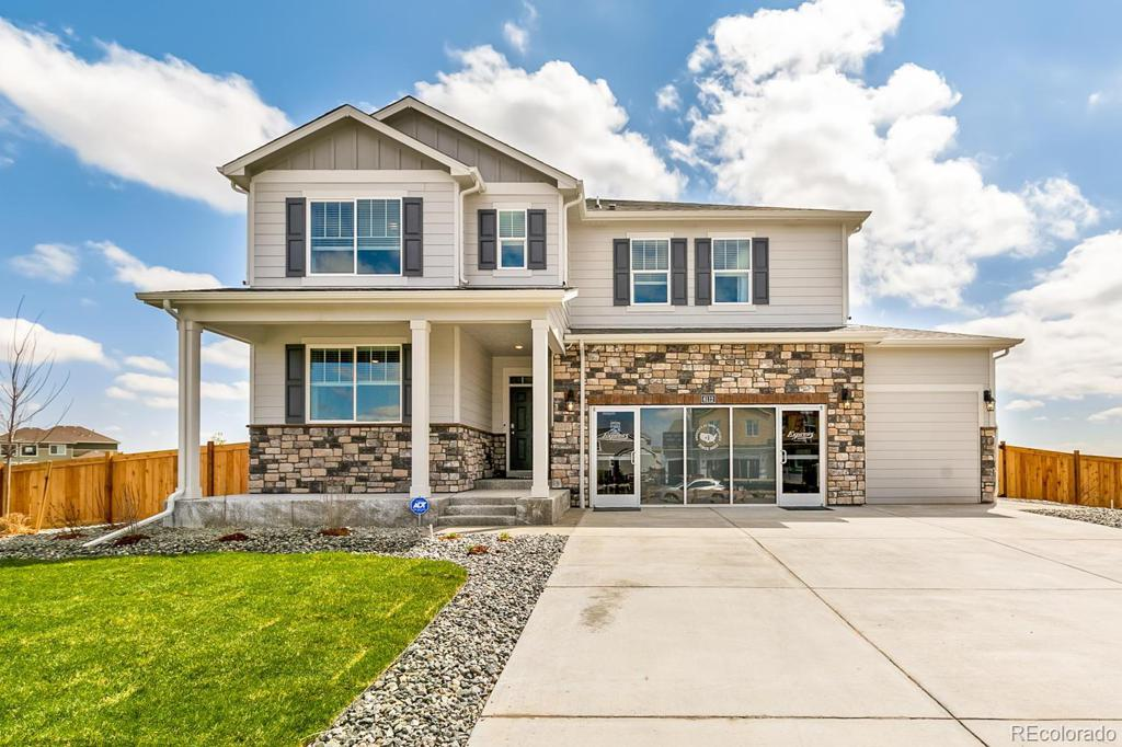 Photo of home for sale at 15732 Syracuse Court, Thornton CO