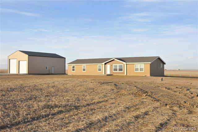 Photo of home for sale at 12393 County Road 110, Carr CO