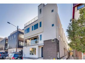 Property for sale at 4537 North Tennyson Street Unit: 1, Denver,  Colorado 80212