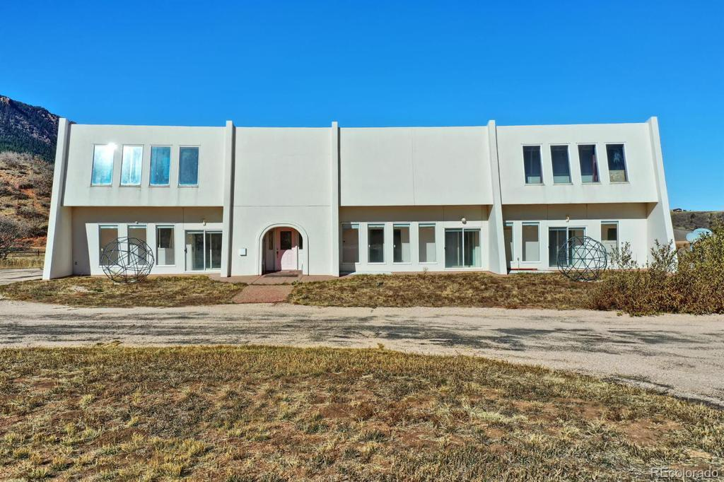 Photo of home for sale at 4360 Diamondback Drive, Colorado Springs CO