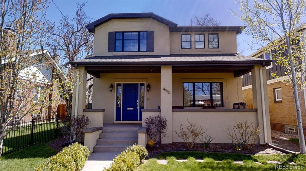 Photo of home for sale at 450 Clarkson Street S, Denver CO