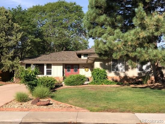 Photo of home for sale at 4249 Alton Street South, Greenwood Village CO