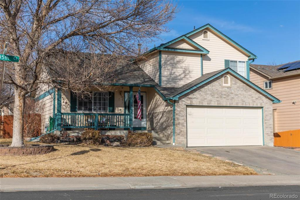 Photo of home for sale at 4277 135th Court E, Thornton CO