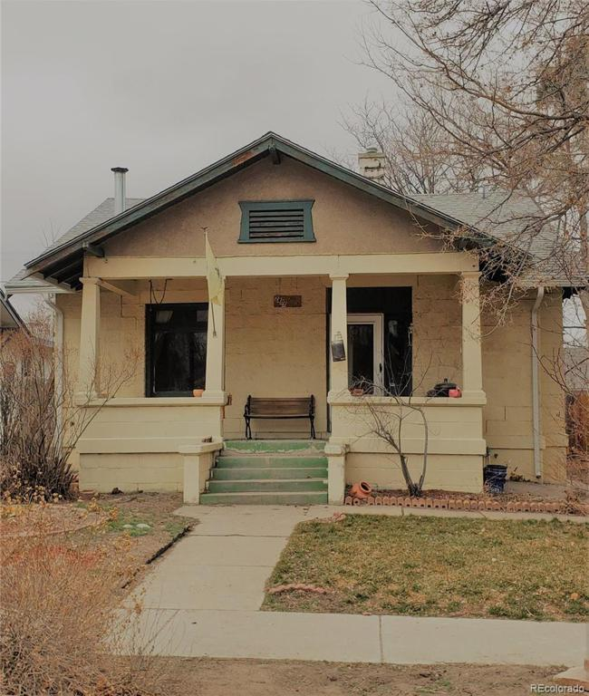 Photo of home for sale at 2408 West Street, Pueblo CO