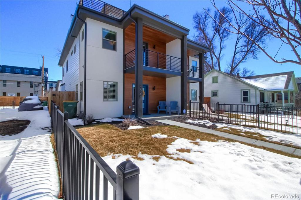 Photo of home for sale at 3520 Ogden Street S, Englewood CO