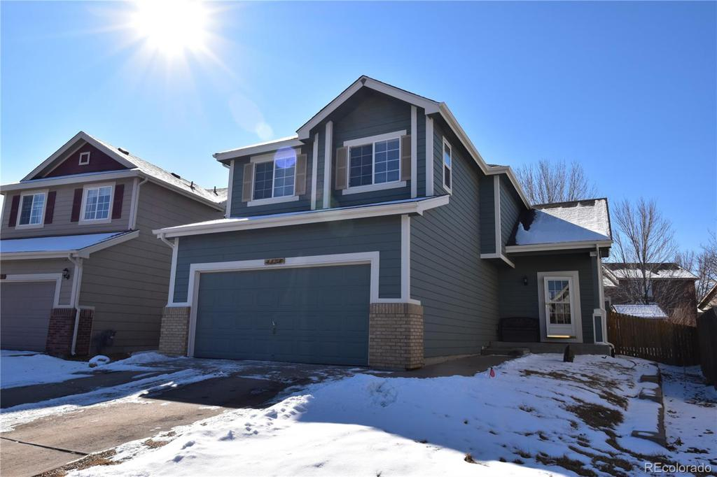 Photo of home for sale at 6804 Quincy Avenue, Firestone CO