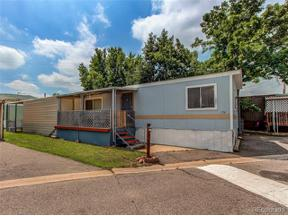 Property for sale at 17190 Mount Vernon Road Unit: 176, Golden,  Colorado 80403