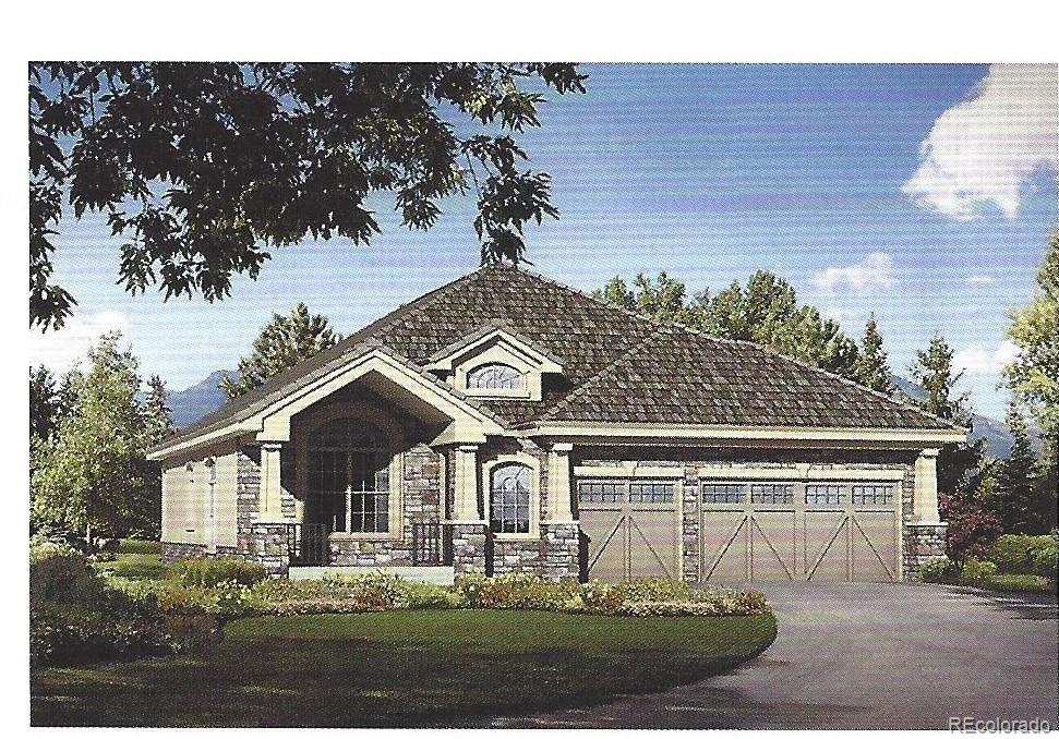 Photo of home for sale at 9761 Crystal Lake Drive S, Littleton CO