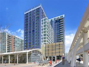 Property for sale at 1750 Wewatta Street Unit: 723, Denver,  Colorado 80202