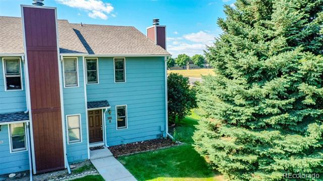 Photo of home for sale at 301 Sundance Circle, Fort Collins CO