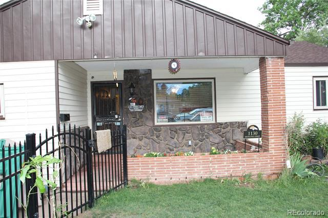 Photo of home for sale at 1130 Utica Street South, Denver CO