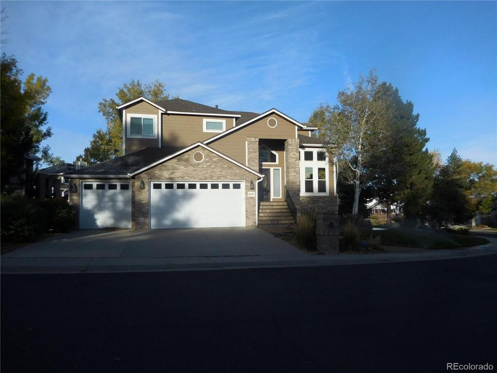 Photo of home for sale at 10337 Mead Loop, Westminster CO