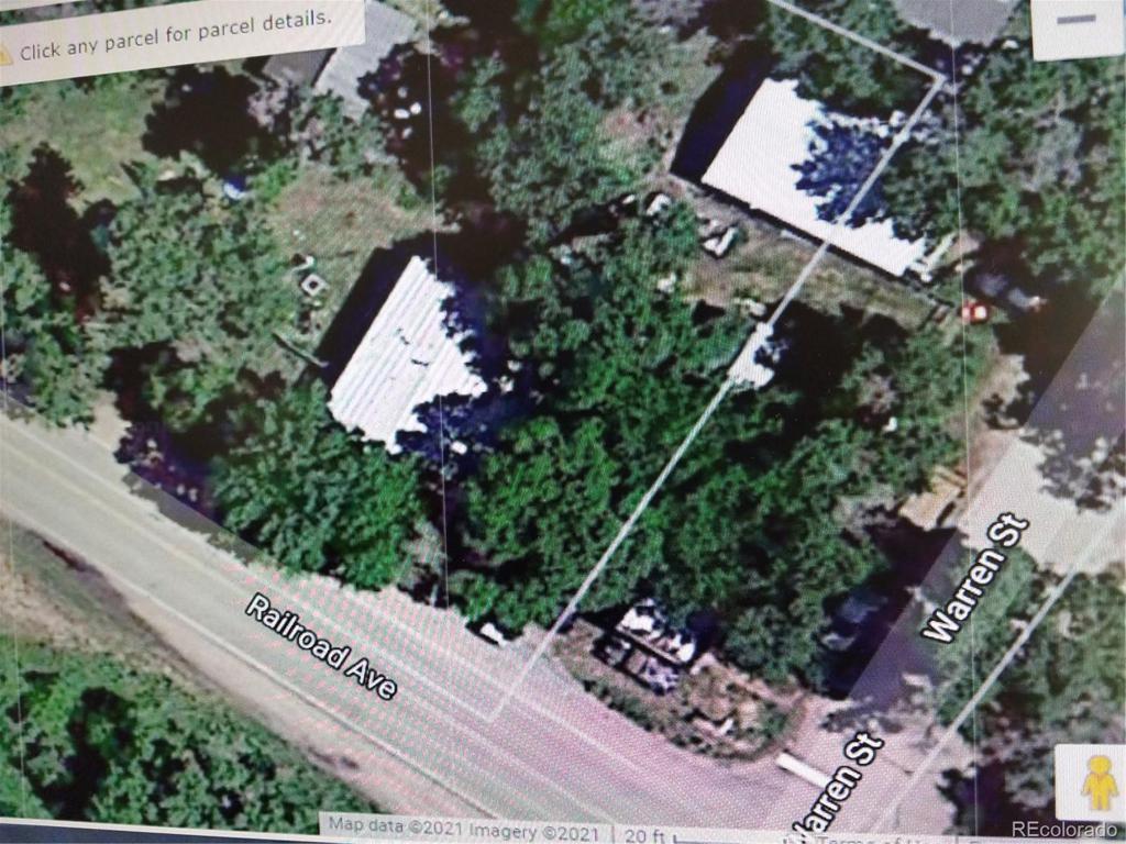 Photo of home for sale at 211 Railroad Avenue, Weldona CO