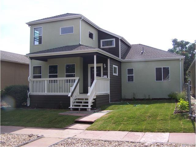 Photo of home for sale at 3921 NAVAJO Street, Denver CO