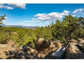 Property for sale at 93 Gross Dam Road, Golden,  Colorado 80403