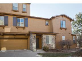 Property for sale at 10585 Parkington Lane B, Highlands Ranch,  Colorado 80126