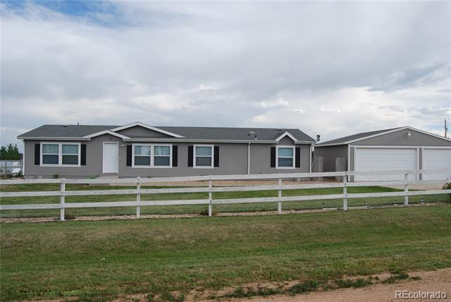 Photo of home for sale at 39236 Boulevard E, Eaton CO