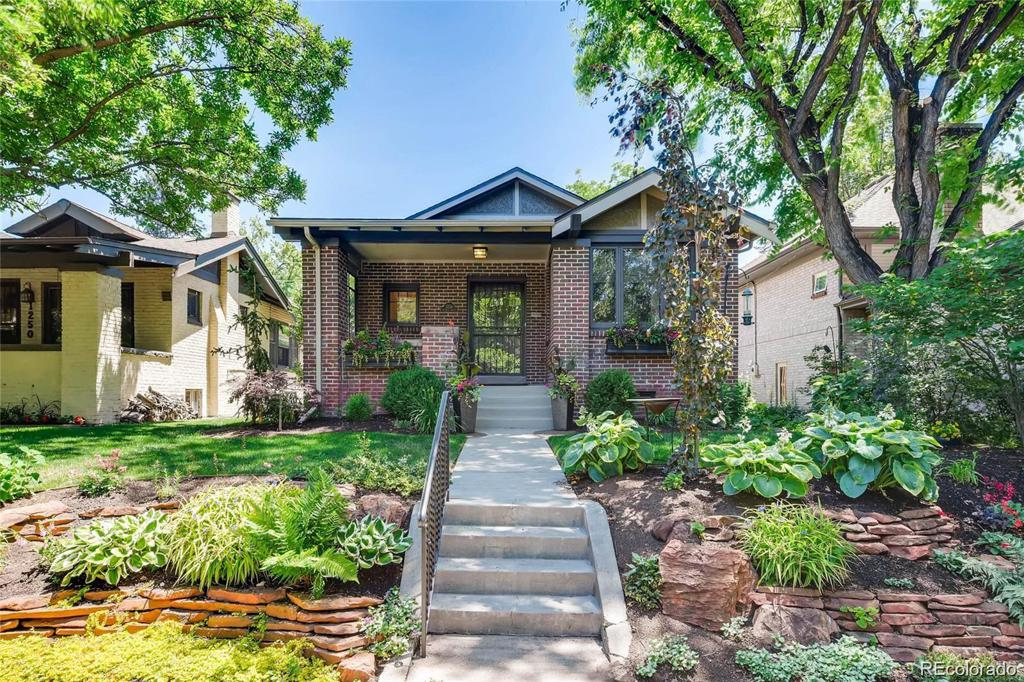 Photo of home for sale at 1258 Race Street S, Denver CO