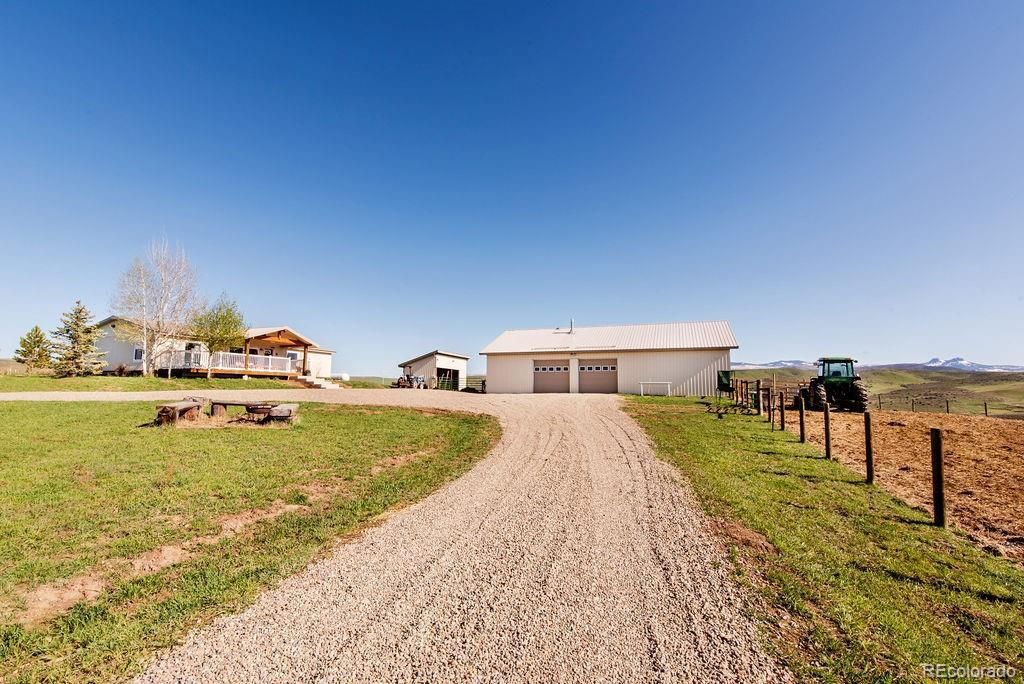 Photo of home for sale at 8383 County Road 29, Craig CO