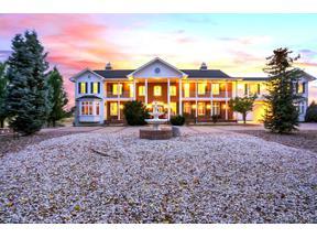 Property for sale at 3941 Palmer Ridge Drive, Parker,  Colorado 80134