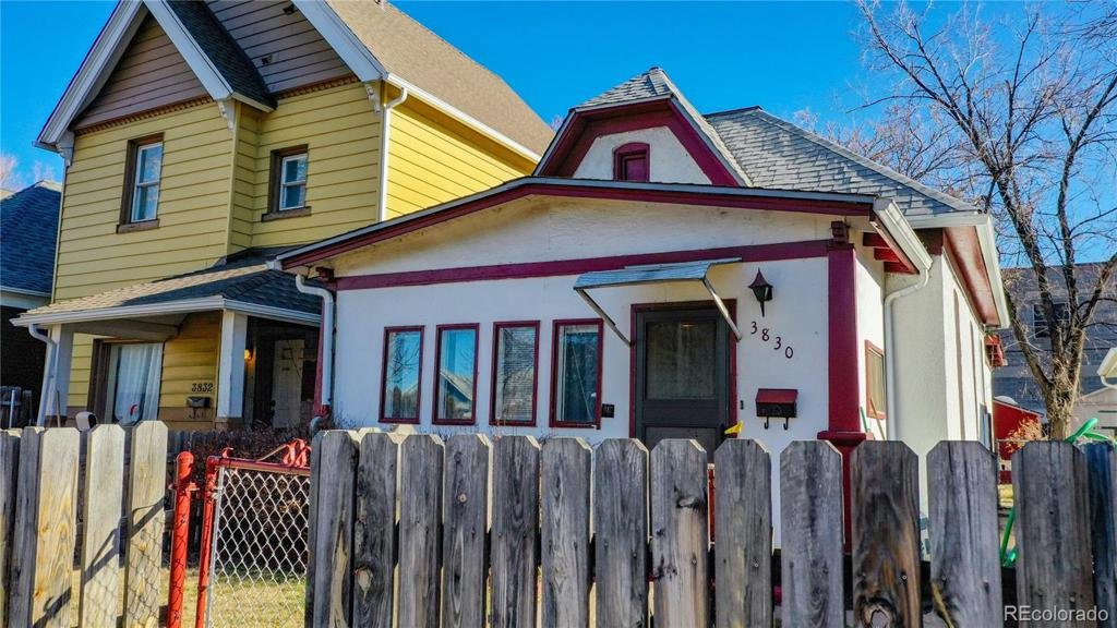 Photo of home for sale at 3830 High Street N, Denver CO