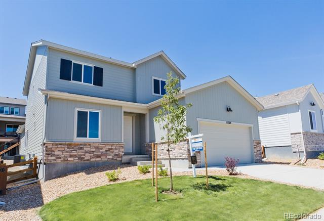 Photo of home for sale at 18364 94th Lane W, Arvada CO