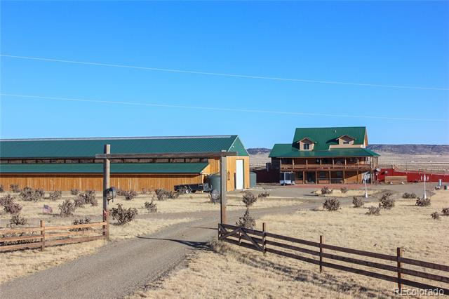 Photo of home for sale at 20000 Walking Stick Road, Trinidad CO