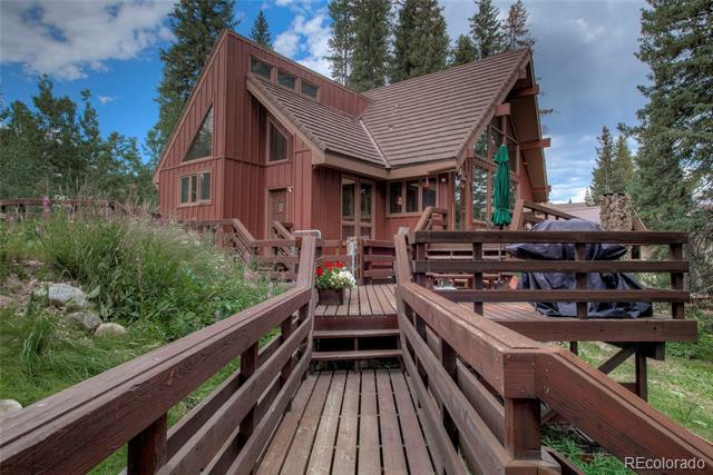 Photo of home for sale at 554 Vasquez, Winter Park CO