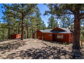 Property for sale at 34053 Eagle Lane, Pine,  Colorado 80470