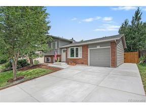 Property for sale at 4816 South Xenophon Way, Morrison,  Colorado 80465