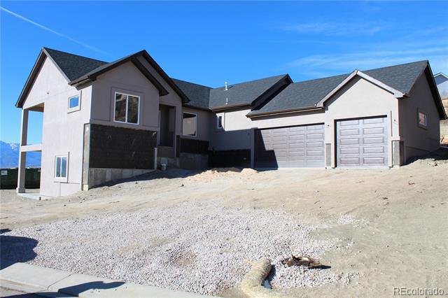 Photo of home for sale at 4664 Cedarmere Drive, Colorado Springs CO