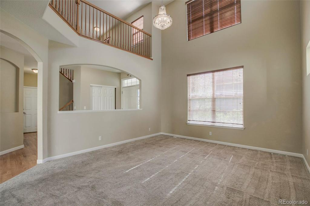 Photo of home for sale at 17121 Neu Towne Parkway E, Parker CO