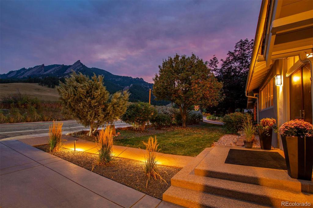 Photo of home for sale at 601 Baseline Road, Boulder CO
