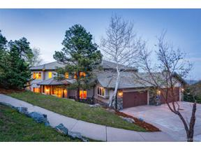 Property for sale at 22525 Treetop Lane, Golden,  Colorado 80401
