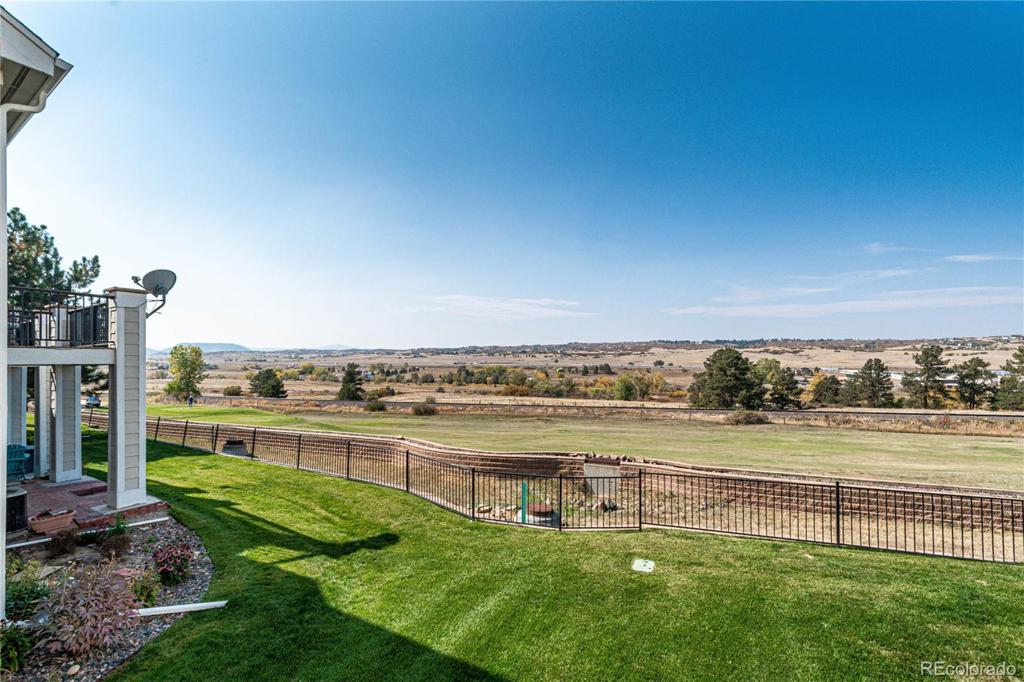 Photo of home for sale at 2845 Newport Circle, Castle Rock CO