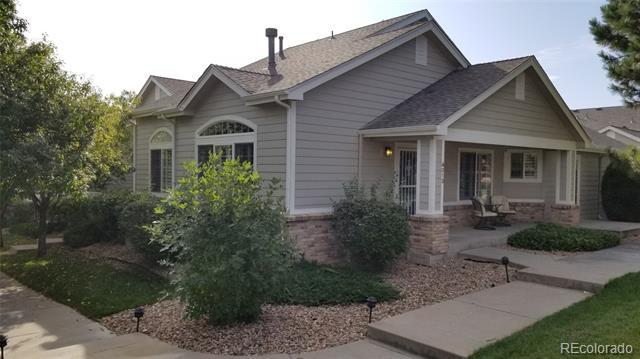 Photo of home for sale at 4013 Geddes Circle E, Centennial CO