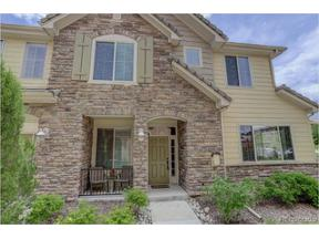 Property for sale at 10135 Bluffmont Lane, Lone Tree,  Colorado 80124