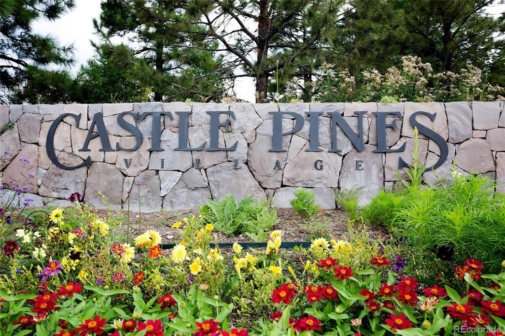 Photo of home for sale at 953 Castle Pines North Drive, Castle Pines CO