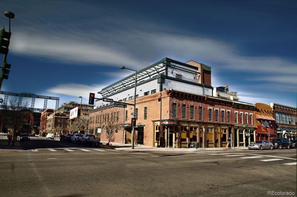 Photo of home for sale at 2101 Larimer Street, Denver CO