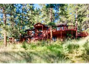 Property for sale at 7383 South Sourdough Drive, Morrison,  Colorado 80465