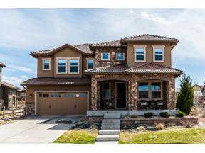 Property for sale at 550 Moonmist Court, Highlands Ranch,  Colorado 80126