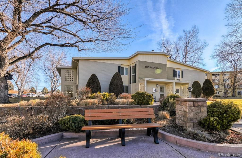 Photo of home for sale at 600 Clinton Street S, Denver CO